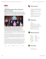 Grammy Demo Contest | News | BMI.com